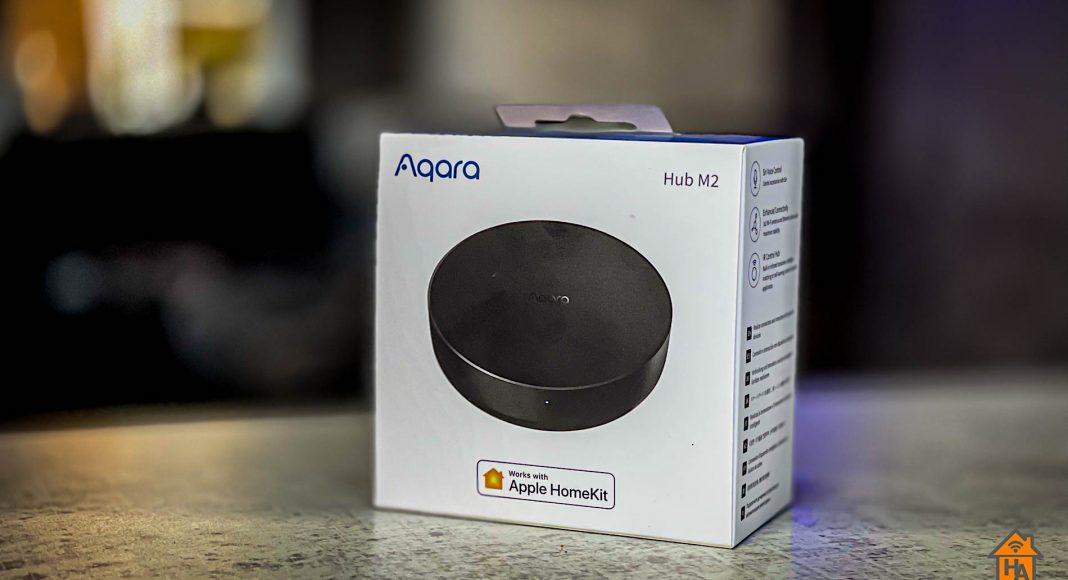 Aqara M2 UK hub release with HomeKit