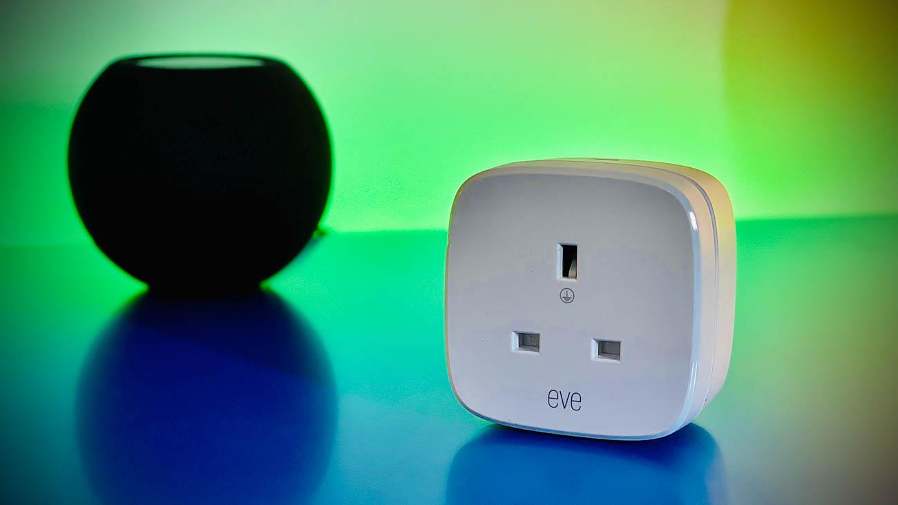 Eve Energy Thread HomeKPod Mini