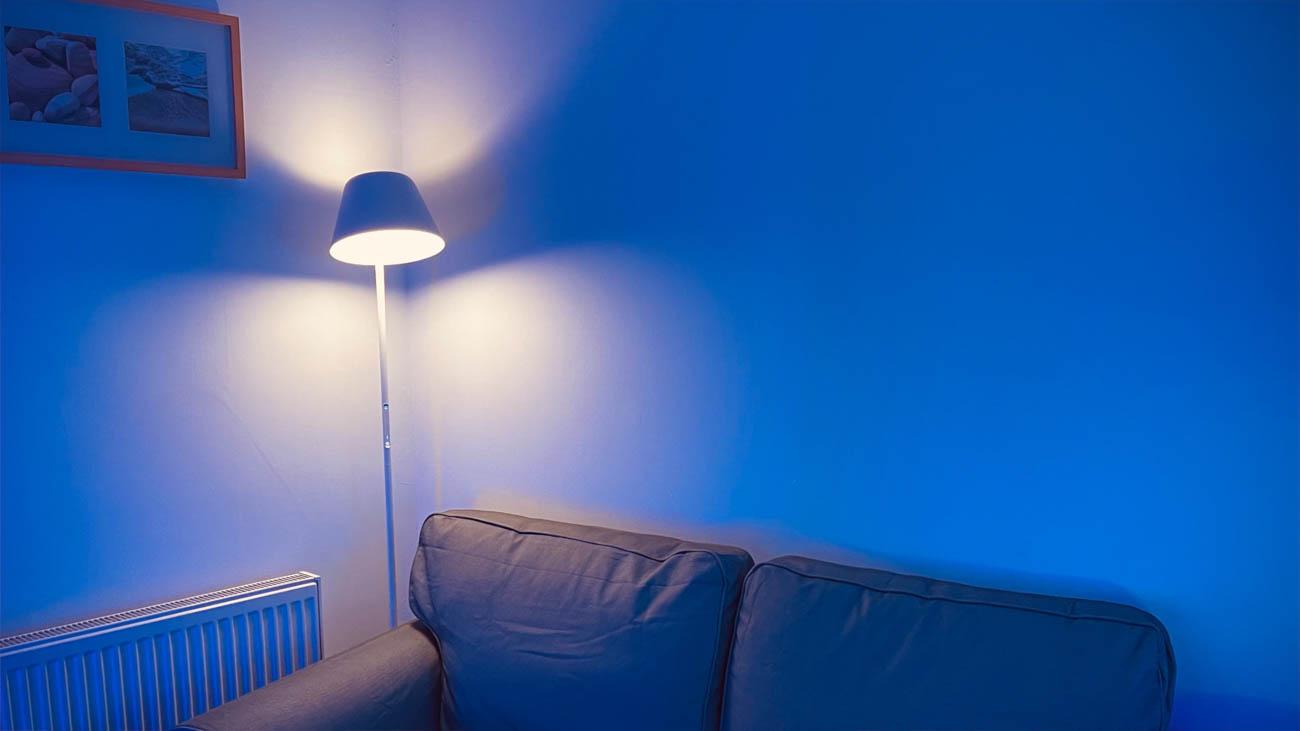 HomeKit light ultra wide band