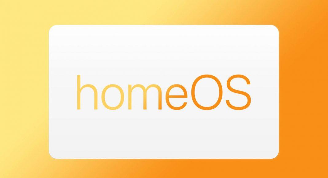 Apple HomeOS HomeKit