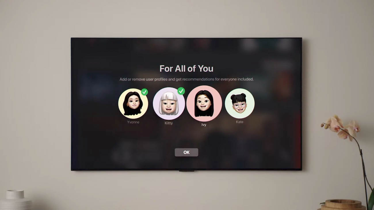 Apple TV and tvOS 15