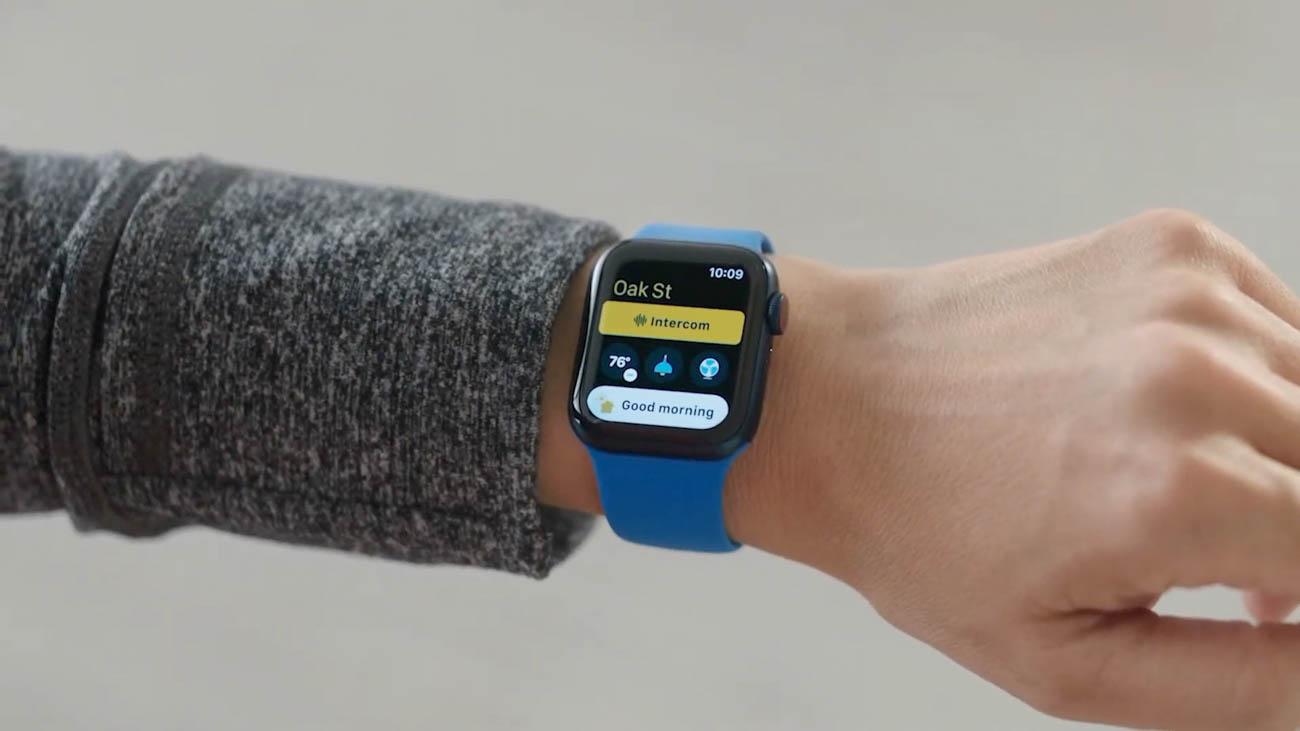 HomeKit on Apple Watch