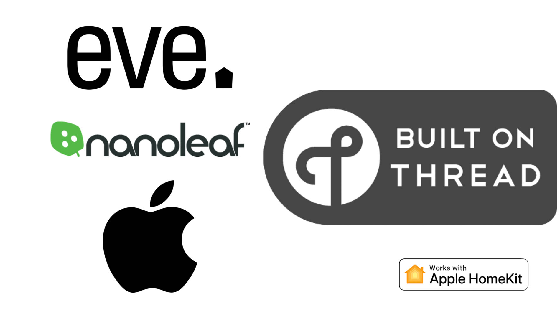 Thread enabled HomeKit Devices